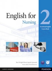 English for Nursing 2 Coursebook w/ CD-ROM Pack