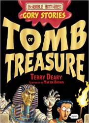 HORRIBLE HISTORIES GORY STORIES: TOMB OF TERROR