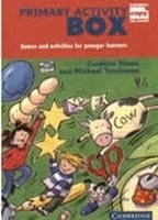 Primary Activity Box: Games and Activities for Younger Learners Audio Cassette