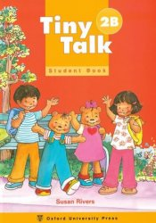 Tiny Talk 2 Student´s Book B