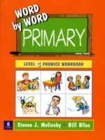 Word by Word Primary Phonics Picture Dictionary, Paperback Level C Workbook