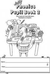 Jolly Phonics Pupil Book 2 : in Precursive Letters