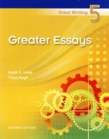 GREAT WRITING 5 Second Edition GREATER ESSAYS (International Student´s Edition)