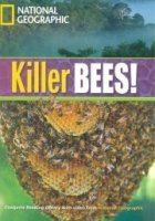 FOOTPRINT READERS LIBRARY Level 1300 - KILLER BEES! + MultiDVD Pack