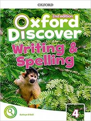 Oxford Discover 4 Writing and Spelling (2nd)