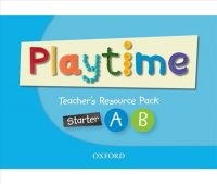 Playtime Starter, A and B Teacher´s Resource Pack