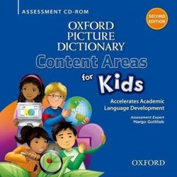 Oxford Picture Dictionary Content Areas for Kids Assessment CD-ROM (2nd)