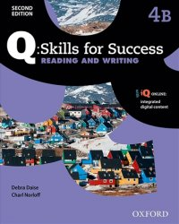 Q Skills for Success 4 Reading & Writing Student´s Book B (2nd)