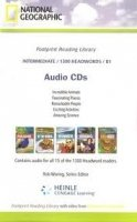 FOOTPRINT READERS LIBRARY Level 1300 AUDIO CDs