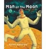 MAN ON THE MOON: A DAY IN THE LIFE OF BOB (BOOK AND CD)