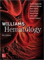 Williams Hematology, 9th Ed.