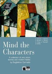 Mind the Characters + CD
