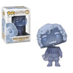 Funko POP Movies: Harry Potter - Nearly Headless Nick (Blue Trans) - neuveden