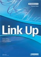 LINK UP INTERMEDIATE COURSE BOOK + STUDENT AUDIO CD PACK