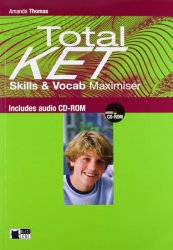 Total Ket Skills&Maximiser + CD-ROM + CD audio