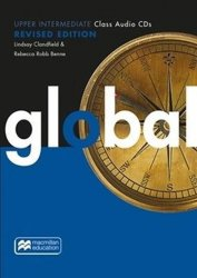 Global Revised Upper-Intermediate - Class Audio CD (3)