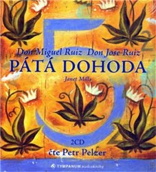 Pátá dohoda - CD - Don Miguel Ruiz