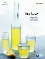Eu Law Directions 4th Ed.