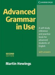Advanced Grammar in Use with Answers 2nd Edition - Martin Hewings