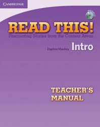 Read This!: Intro Tchr´s Manual