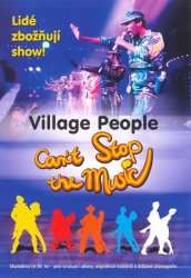 Can´t stop the music - DVD