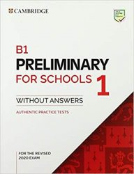 B1 Preliminary for Schools 1 for revised exam from 2020 Student´s Book without answers