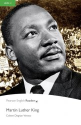 PER | Level 3: Martin Luther King Bk/MP3 Pack - Coleen Degnan-Veness