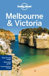 Lonely Planet Melbourne & Victoria 9.