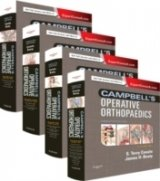 Campbell´s Operative Orthopaedics 4 Vols. 12th Ed.