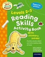 Stages 2-3 Read With Bif, Chip and Kipper Reading Skills Activity Book (oxford Reading Tree)