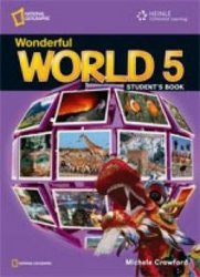 WONDERFUL WORLD 5 WORKBOOK