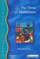 BESTSELLER READERS 4: THE THREE MUSKETEERS + AUDIO CD PACK