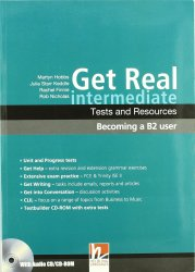 GET REAL INTERMEDIATE TESTS AND RESOURCES PACK