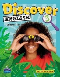 Discover English CE 3 Students´ Book - Jayne Wildman