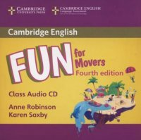 Fun for Movers Class Audio CD - Anne Robinson