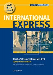 NEW INTERNATIONAL EXPRESS UPPER INTERMEDIATE TEACHER´S RESOURCE BOOK + DVD PACK