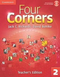 Four Corners 2: Tchr´s Ed Pack - Jack C. Richards