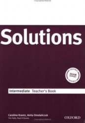 Maturita Solutions Intermediate Teacher´s Book