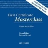 FIRST CERTIFICATE MASTERCLASS CLASS AUDIO CDs /2/
