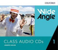 Wide Angle Level 1 Class Audio CDs - Carlson Jennifer