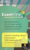 FOOTPRINT READERS LIBRARY Level 1300 EXAMVIEW SUITE CD-ROM