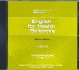 PROFESSIONAL ENGLISH: ENGLISH FOR HEALTH SCIENCES AUDIO CD