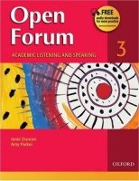 OPEN FORUM 3 STUDENT´S BOOK