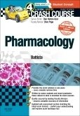 Crash Course: Pharmacology Updated Print + eBook edition, 4th ed.