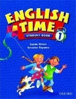 ENGLISH TIME 1 STUDENT´S BOOK