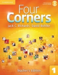 Four Corners 1: Tchr´s Ed Pack - Jack C. Richards