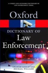 Oxford Dictionary of Law Enforcement - Graham Gooch