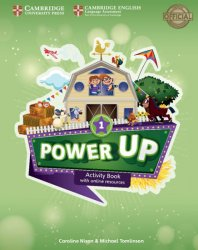 Power Up Level 1 Activity Book with Online Resources and Home Booklet - Caroline Nixon