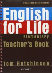 English for Life Elementary Teacher´s Resource Pack - Tom Hutchinson