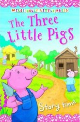 Three Little Pigs (Little Press Story Time)